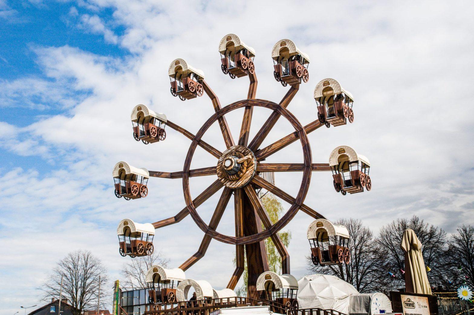 Parki rozrywki na Śląsku