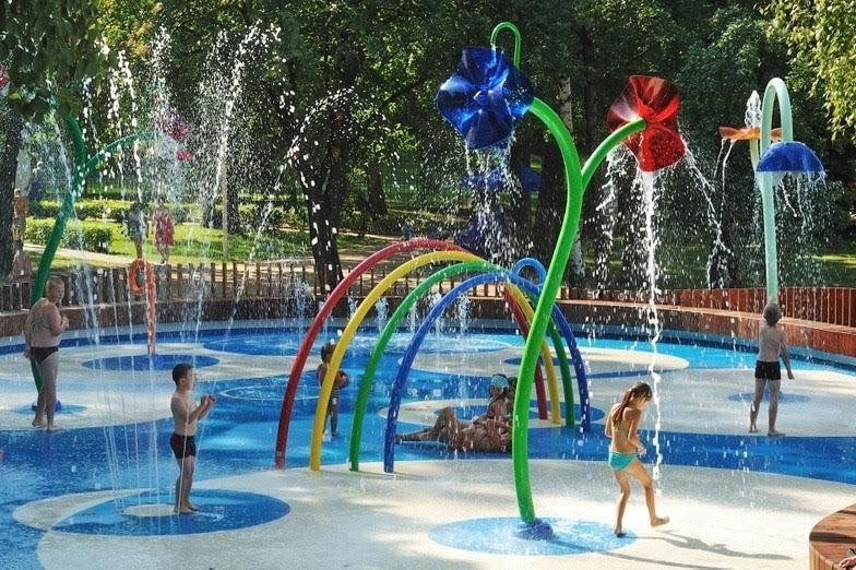 wodne place zabaw śląsk